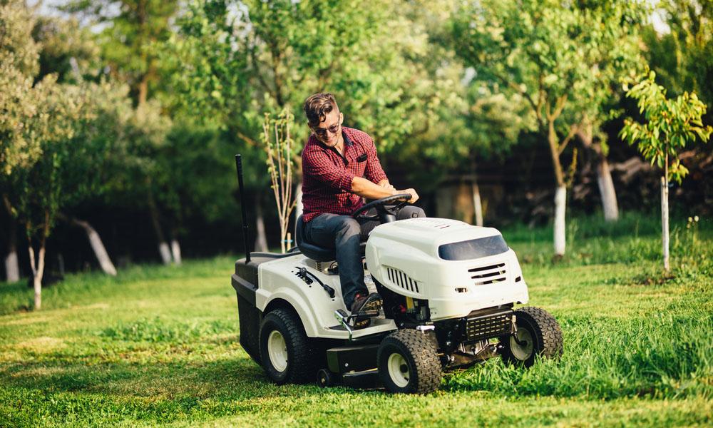 Riding Lawn Mower Repair Service
