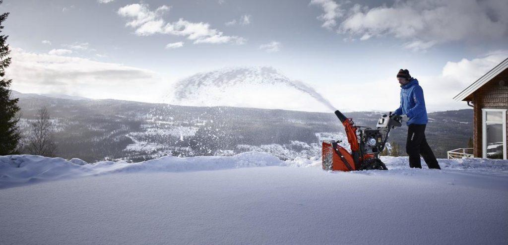 Snow Blower Service